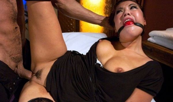 Asian bdsm hardcore mama thicc